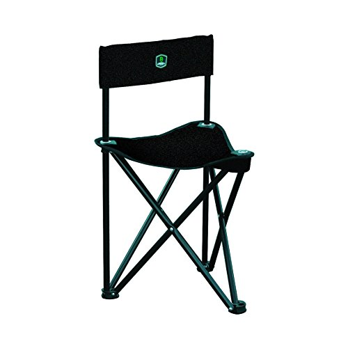 Barronett Blinds BC100 Folding Hunting Chair, Black