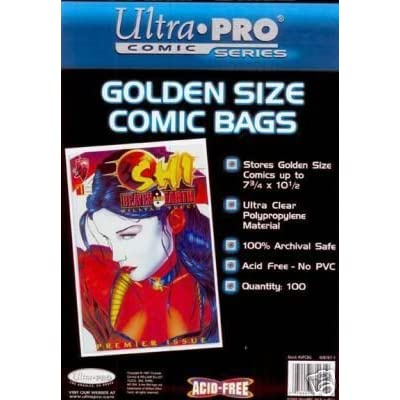 ultra-pro-golden-age-pack-of-100