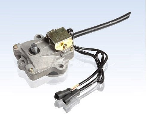 6/Gaszug Motor Stepper Motor 7834 2000//2003//3000//2002 40 Gowe Gaszug Motor f/ür Komatsu PC120//200//220//300//400//350//450