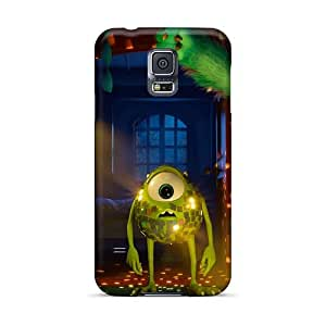 Great Hard Cell-phone Case For Samsung Galaxy S5 (lxC3406SWHd) Allow Personal Design Nice The Good Dinosaur Pictures
