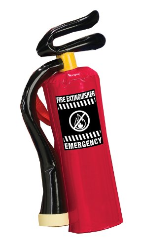 Costumes Woman Fire (Inflatable Fire Extinguisher, 19