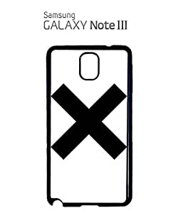 The XX Music Rock Cross ASAP Fresh Mobile Cell Phone Case Samsung Note 3 Black
