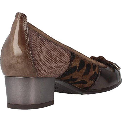 Hispanitas Zapatos Bailarina Para Mujer, Color Hueso, Marca, Modelo Zapatos Bailarina Para Mujer Topo Hueso Hueso