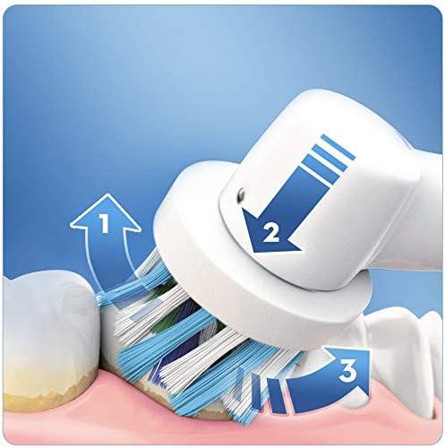 Oral-B Genius 8900 - Brosse à dents électrique, avec technologie Braun, paquet de 2