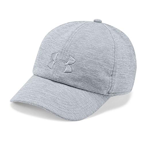 Under Armour Women's Twisted Renegade Cap, Steel (035)/Steel, One Size