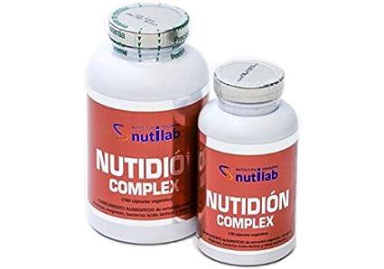 Nutilab Nutidion Complex - 90 Cápsulas: Amazon.es: Salud y ...