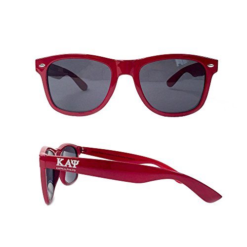 Kappa Alpha Psi Fraternity Sunglasses Greek Beach Sunny Day ()