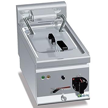 Freidora eléctrica de mesa con 1 o 2 bandeja - 1 cubeta: Amazon.es: Hogar