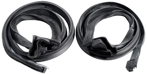 Metro Moulded Parts RR 6901 Molded Roof Rail Seal for 2-Door Fastback