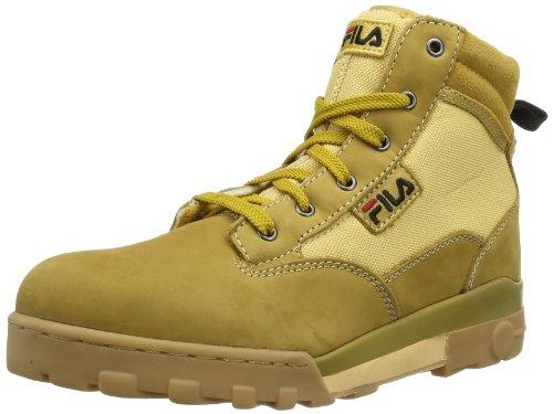 Fila Grunge Mb00315u Col. 262 Unisex Volwassen Semi-boots Beige (chipmunk)