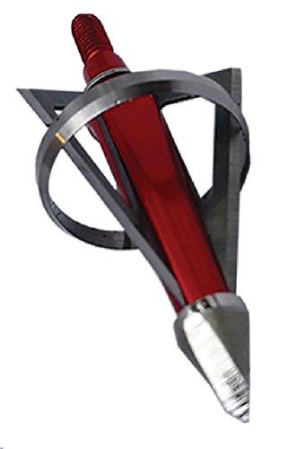 Fire N The Hole Crossbow Broadhead 100 Gr. 3 PK. C4 Crossbow Broadhead 100 Gr. 3 PK., - N C4