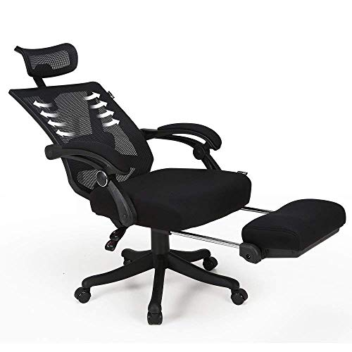 9 Best Reclining Office Chairs With Footrest Of 2019