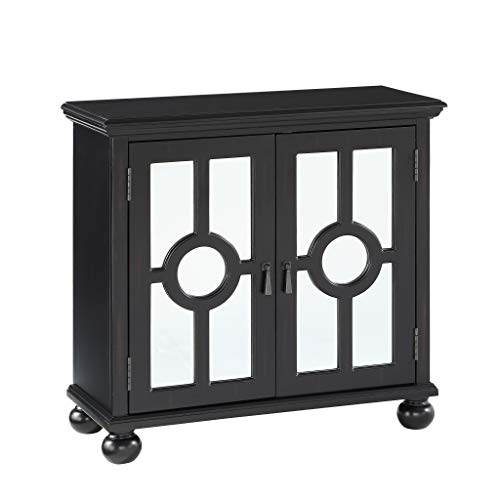 (Lexicon Chastain Accent Cabinet, Black)