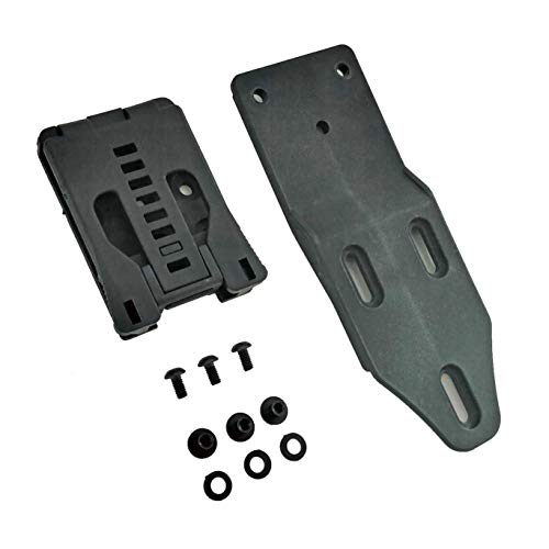 Armorwerx Universal Offset Belt Drop Adapter for Competition/Tactical Holsters