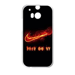 The famous sports brand Nike fashion cell phone case for HTC One M8