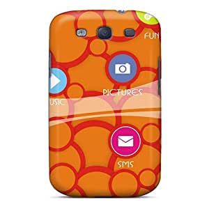 New Snap-on Jesussmars Skin Case Cover Compatible With Galaxy S3- Katharine Mcphee Celebrities S