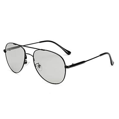 lxwrnv Gafas de sol polarizadas_Memory Metal Gafas de sol ...