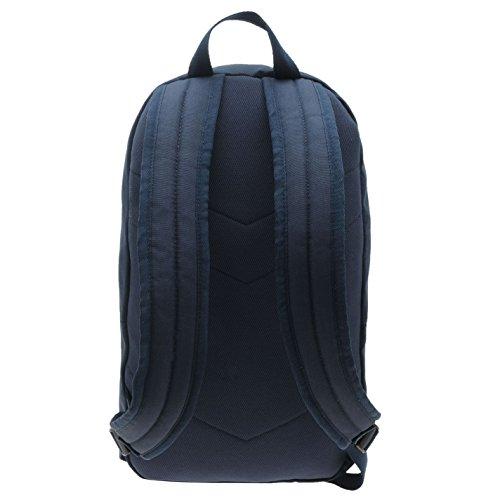 Converse–Mochila azul marino mochila bolsa de deporte Gymbag–Mochila para niños, azul marino, H: 44.5cm; W: 29cm; D: 13cm.