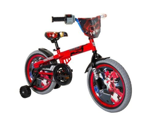 Dynacraft Transformers Optimus Prime Boys BMX Street/Dirt Bike 16