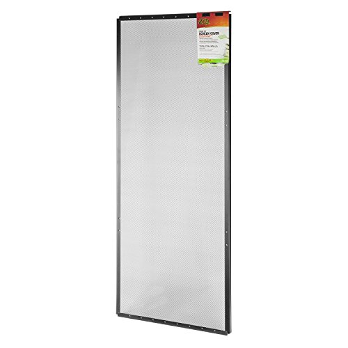 (Zilla 11435 Fresh Air Screen Cover, 48-Inch by 18-Inch)