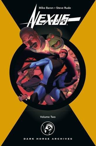 Nexus Archives Volume 2 (Archive Editions (Graphic Novels)) (v. 2)
