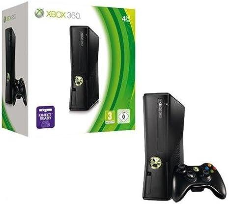 Xbox 360 - Consola 4Gb + mando inalámbrico: Amazon.es: Electrónica