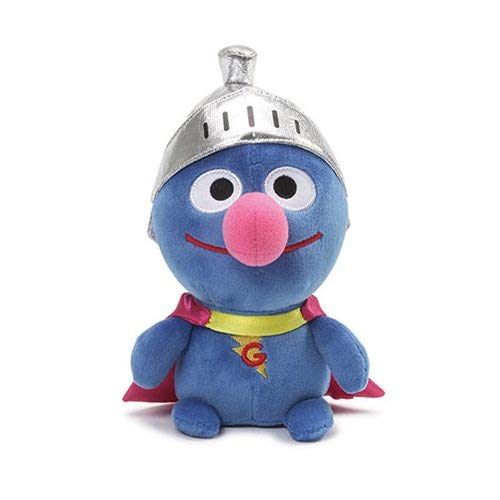 Super Grover Emoji Plush]()
