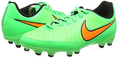 Nike Magista Onda FG Enfants Chaussures de Football - Poison Vert