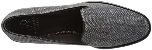 Adrianna Papell Women's Pippa Slip-On Loafer Pewter u83cgBwTh1