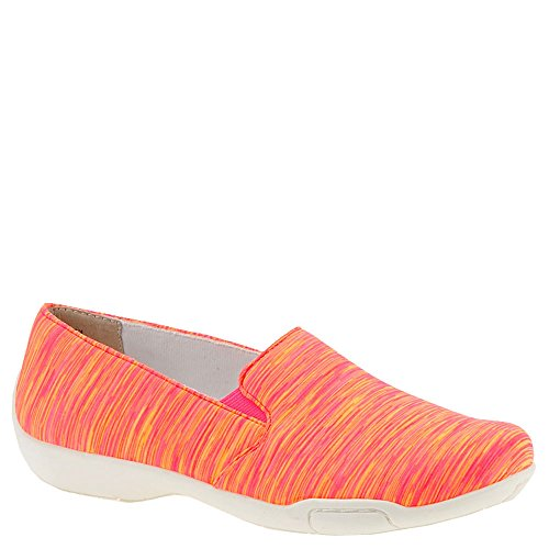 Ros Hommerson Women's Carmela Slip-On Shoe,Pink Multi Textile,US 8 W