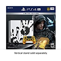 Sony 1TB PlayStation 4 Pro Death Stranding Limited Edition Bundle