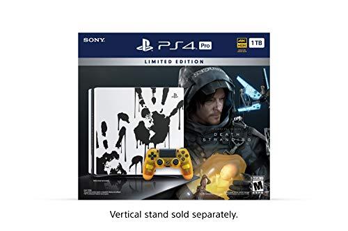 PlayStation 4 Pro 1TB Limited Edition Console - Death Stranding Bundle (Console De Playstation 4)