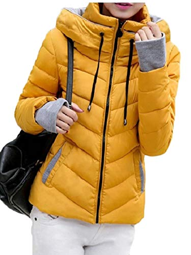 Short Ultra Hooded 9 Lightweight Down security Package Coat Womens Jackets Down nIqCWS