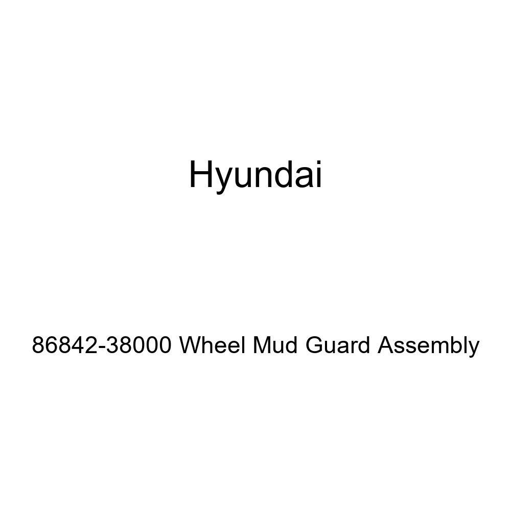 Genuine Hyundai 86842-38000 Wheel Mud Guard Assembly