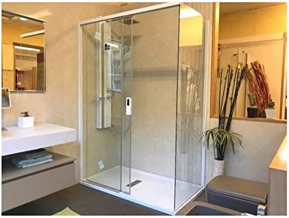 Novellini Box ducha Opera PH FH apertura a 1 puertas deslizante y ...