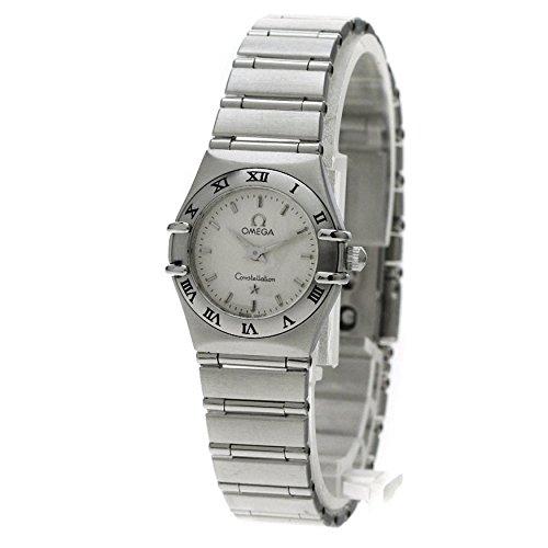 [オメガ]コンステレーション 腕時計 ステンレス レディース (中古) B0786YJSDD