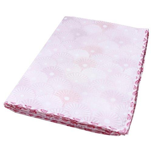 Masala Baby Girls Newborn Japanese Marigold Nirvana Blanket