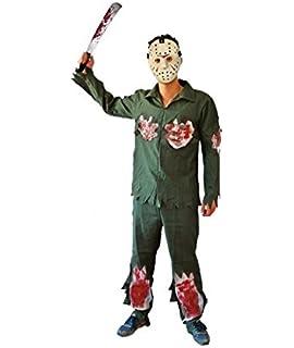 Disfraz de Asesino Jason para niño (4-6 años)