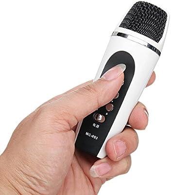 Candora - Micrófono cambiador de voz, 4 modos, para iPhone, Apple ...