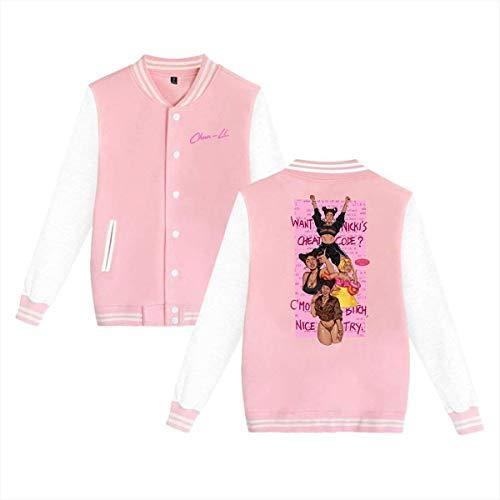 Nicki Minaj Kids Costumes - X Q X Baseball Uniform Jacket