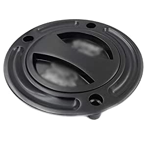 Amazon.com: XKMT- Tapa rosca de tanque de combustible sin ...