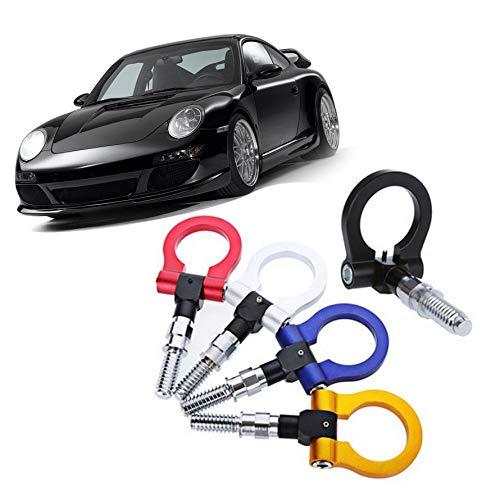 HoganeyVan Universal Racing Abschleppstange Auto Abschlepphaken Fit F/ür BMW Europ/äischen Auto Auto Anh/änger Ring Durable Autozubeh/ör