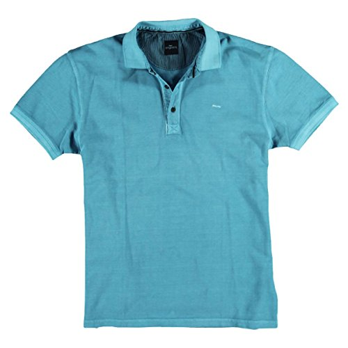 engbers Herren Poloshirt, 23407, Türkis