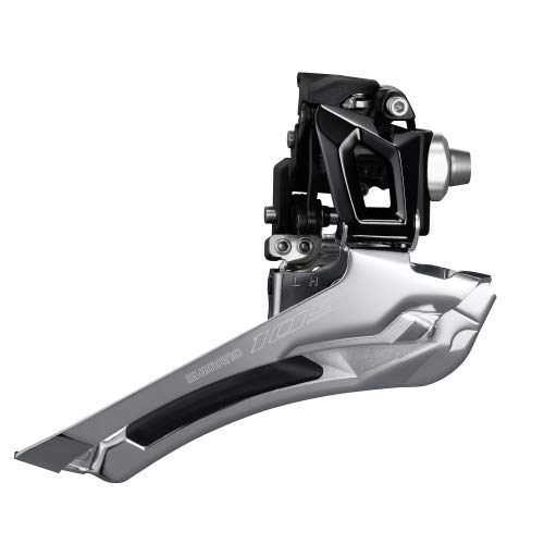 Shimano 105 R7000 FD-R7000-F Front Derailleur Braze On 2x11 Speed Road Bike Silky black