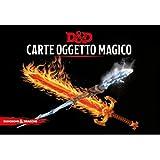 Asmodee STR4011 Dungeons /& Dragons Carte Incantesimo Razze e Poteri Marziali D