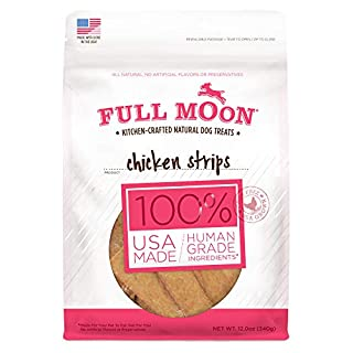 Full Moon Chicken Strips 12 Oz, 1 Pouch