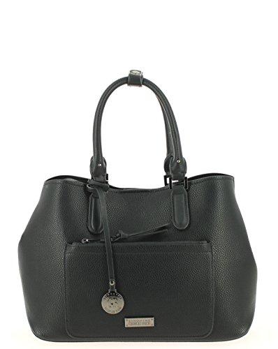 GEORGES RECH Women's Top-Handle Bag black black