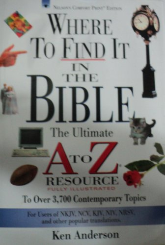 find bible ultimate resource