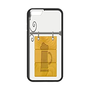 BEER Pattern Phone Case - Perfectly Match To iPhone 6,6S - By Coco Nuts Cases