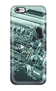 Premium Bugatti Fastest Car On Earth Picture Back Cover Snap On Case For Iphone 6 Plus